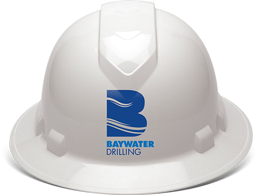 Baywater Drilling Hard Hat
