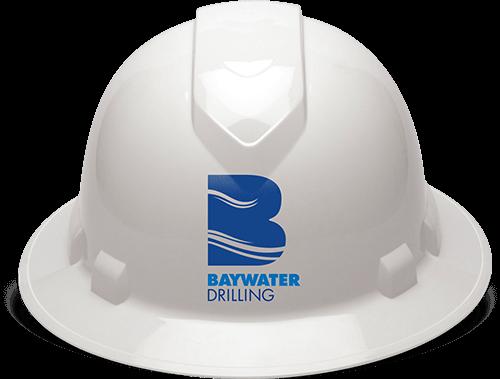 Baywater Drilling Hard Hat